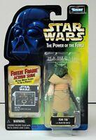 "Star Wars POTF ISHI TIB with BLASTER RIFLE 3.75"" Figure 1997 Freeze Frame NEW"
