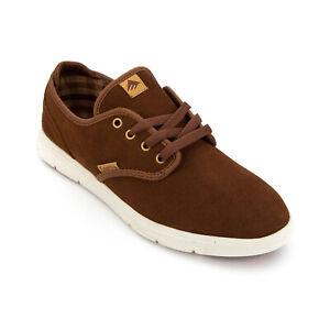 EMERICA Skateboard Shoes WINO CRUISER LT BROWN/BROWN