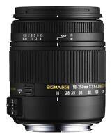 Sigma 18-250mm 1:3,5-6,3 DC Makro OS HSM für Nikon