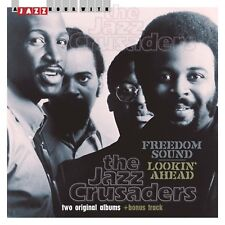 THE JAZZ CRUSADERS - FREEDOM SOUND/LOOKIN' AHEAD  CD NEW+