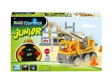 Revell Remote Control Junior Vehicle Crane Build and Play - 23002