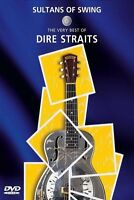 """DIRE STRAITS """"SULTANS OF SWING - BEST OF"""" DVD NEW!"""