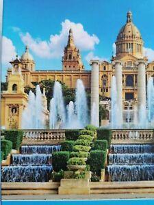 National Museum Barcelona Jigsaw Puzzle 500 Piece  D10