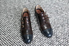 Womens Max & Co Two Tone Leather Shoes - Made in Italy NEW - Size 39
