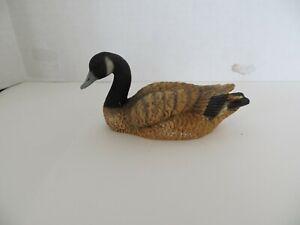 Resin Canadian Goose Figurine