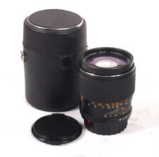 Super Paragon PMC AUTO 135mm 1:2 .8 - 35mm SLR Camera Lens Contax/Yashica Mount