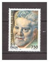 S18054) Italy 1994 MNH New G.Gentle 1v
