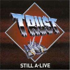 Trust - Still a Live 2CD NEU