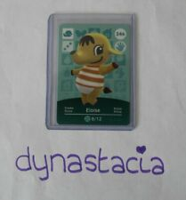 Animal Crossing Amiibo Card - Eloise 246 - Series 3 - Brand New - Mint Cond