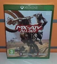 MX vs ATV All Out XBOXONE NUOVO ITA