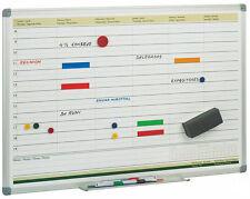Pizarra Planificación Semanal Magnética Faibo 60x90cm (Planning Semanal)