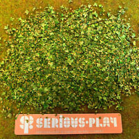 S-P Summer Green Precision Leaves - Model Scenery Railway Wargame Leaf Scatter