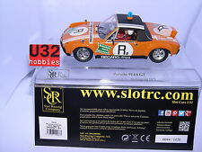 SRC 016.05 PORSCHE 914/6 GT SAFETY CAR O.N.S. NURBURGRING 1973 LTED.ED.  MB