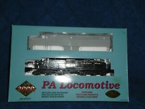 PROTO 2000 HO SCALE #21650 UNDECORATED w/MARS LIGHT ORIGINAL # BOARD
