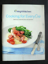Weight Watchers - Cooking for Every One - Delicious meals for 1, 2 or 4 people
