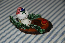 Christmas Boot Ornament -- Christmas Holiday Decorations