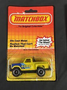 Matchbox MB53 FORD F150 FLARESIDE PICKUP Off-Road 460 UNOPENED