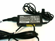 Genuine Hipro Laptop AC Adapter Charger HP-A0652R3B 65W 19V 3.42A +Power Cord