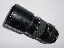 Nikon 300mm F/4.5 NIKKOR AI Manual Focus Tele Photo Lens