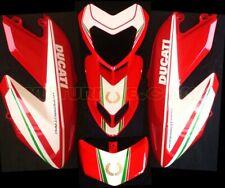 Kit adesivi completo tricolore per moto Ducati Hypermotard 796/1100