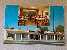 "Vintage Postcard Snows Inn Café Jay D Snow Casa Grande Arizona 6""x9"""