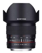 Objectifs grand angle pour appareil photo et caméscope
