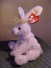 Retired Beanie Babies Carrots the Bunny Rabbit DOB 10/13/2001