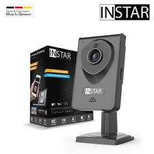INSTAR IN-6001HD IP-Kamera Wlan-Überwachungskamera WiFi IR-LED Videoüberwachung