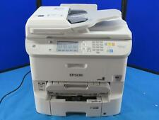 Epson WorkForce Pro WF-6590 Inkjet Printer Full Ink Total Printed Pages: 12