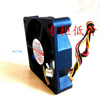 For EVERCOOL EC6015H12CA Mute Ball bearing cooling fan 12V 1.32W 6015 6CM 3wire