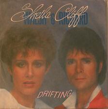 "CLIFF RICHARD & SHEILA WALSH - DRIFTING - 7"" SINGLE (F974)"