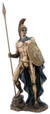 Ares (Mars) ~ God of war and lover of Aphrodite (Venus) ~ Cold Cast Bronze