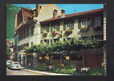 """AIGLE (SUISSE) HOTEL-RESTAURANT """"AUBERGE DES MESSAGERIES / A.M. WEHREN Proprio"""""""