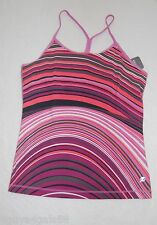 Womens Tank Top ENERGY ZONE Racer Back YOGA Cami Tank LAVENDER PINK  L 12-14