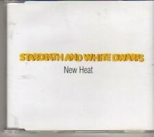 (BX819) Stardeath And White Dwarfs, New Heat - DJ CD