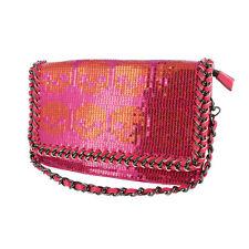 IRON FIST DIGI SKULL PINK CLUTCH BAG NEW WITH TAGS (R10C)