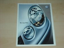 43452) VW Polo 9N Prospekt 200?