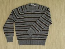 Izod Lacoste Crewneck Sweater Wool Blend Men's Size Medium Longsleeve Shirt