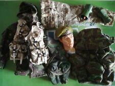 Échelle 1//6 Armée Britannique Désert DPM CACHOU Chapeau ACTION MAN//Gi Joe