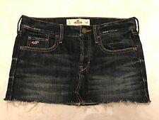 Hollister Denim Mini Skirt  Size:  W25