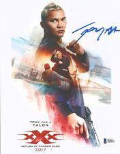 Tony Jaa XXX Autographed Signed 8x10 Photo Beckett COA #4