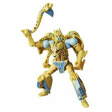 Transformers Toys Generations War for Cybertron: Kingdom Deluxe WFC-K4 Cheetor A