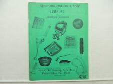 1966-67 Gene Shillingford & Sons Motorcycle Accessories Catalog Norton BSA L7029