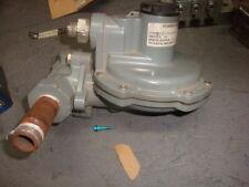Fisher Controls Gas Regulator 3/8 orifice Hsr-Cfgalyn Spring 12.5 To 20