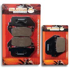 Harley FR+R Brake Pads XL 883 R Sportster (2005-2014) XL 1200 R Roadster (04-08)