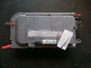 TOYOTA PRIUS HYBRID BATTERY 12 VOLT (UNDER REAR SEAT) NHP10R, PRIUS C, 03/12- 20