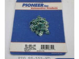 For 1975-1986 Chevrolet C20 Engine Valve Spring Retainer Keeper Kit 49881XK 1976