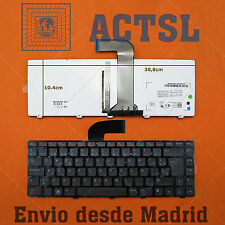 Keyboard Spanish for DELL Inspiron N411z Retroiluminado Backlit