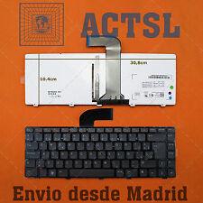 Keyboard Spanish for DELL Inspiron N411z Retroiluminado Backlit