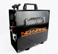 Master Blaster Airbrush Compressor by NO-NAME Brand 1/6 HP W/ auto-off function